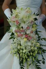 wedding flowers florist- August bouquet