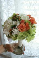 wedding flowers florist- beautiful bouquet